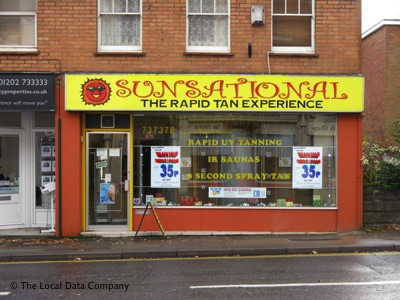 Sunsational Tanning Salon