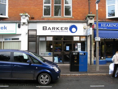 Barker Dry Cleaning